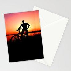 sunset magic Stationery Cards