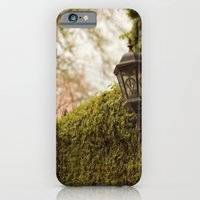 iPhone & iPod Case featuring New Orleans - Ivy Garden Wall by Briole Photography