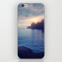 Sunset I C. II iPhone & iPod Skin