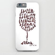 Drink - Oscar Wilde Slim Case iPhone 6s