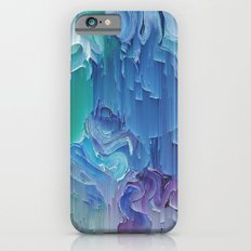 Delicate Deconstruction iPhone 6 Slim Case