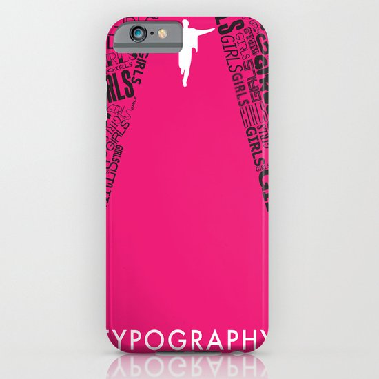 Typography. iPhone & iPod Case
