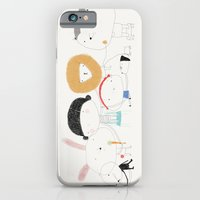 iPhone & iPod Case featuring All together by yael frankel