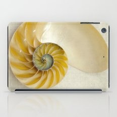 Nautilus iPad Case