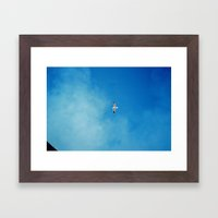 Bird 01 Framed Art Print