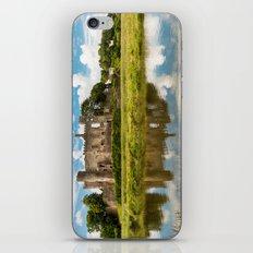 Laugharne Castle iPhone & iPod Skin