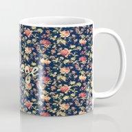 Vintage Elegant Pink And… Mug