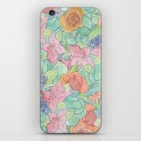 Southwestern Floral  iPhone & iPod Skin