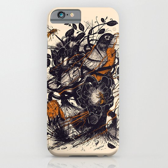 Natural Mystic iPhone & iPod Case