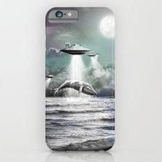 Whaling UFO iPhone 6 Slim Case