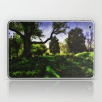 A Walk in the Garden Laptop & iPad Skin