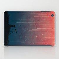 Meteor Rain iPad Case