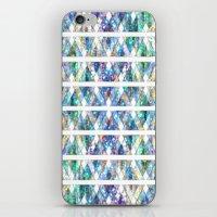 Geometric Glossy Pattern… iPhone & iPod Skin