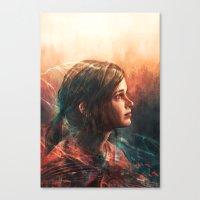Cordyceps Canvas Print
