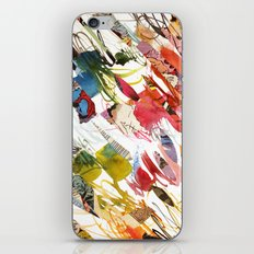 comic letter 1 iPhone & iPod Skin