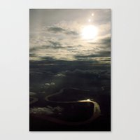 And in that moment, Canvas Print
