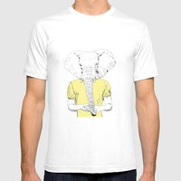 Wild Nothing II Mens Fitted Tee White SMALL