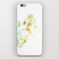 Theresa iPhone & iPod Skin