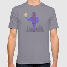 To Be, Or Not To Be Mens Fitted Tee SMALL Slate