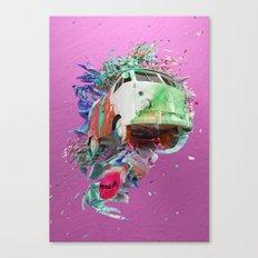Colour Form & Expression #5 Canvas Print