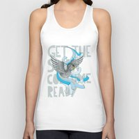 Get The Swan Costume Rea… Unisex Tank Top