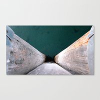 Midnight Waters Canvas Print