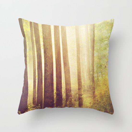 Rejuvenate Throw Pillow