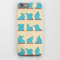Elephant Yoga iPhone 6 Slim Case