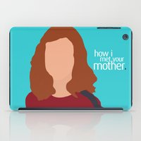 Lily Aldrin HIMYM iPad Case