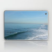 Waves on Sunday Laptop & iPad Skin