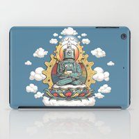 Buddha Bot v6  iPad Case