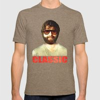 ALAN - The Hangover Mens Fitted Tee Tri-Coffee SMALL