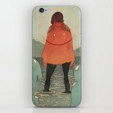 Spirits of the Lake iPhone & iPod Skin