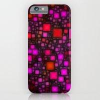 Post It Pink Glow iPhone 6 Slim Case