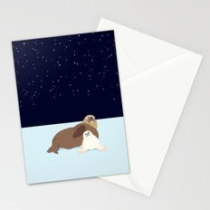 Seals Stationery Cards
