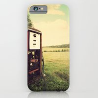 The Old Gas Pump iPhone 6 Slim Case