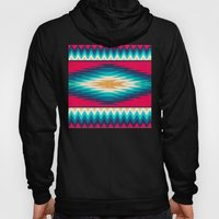 SURF GIRL CHEVRON Hoody