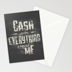 C.R.E.A.M. Stationery Cards