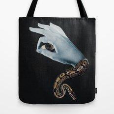 All seeing eye II. Tote Bag