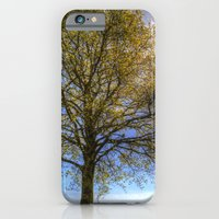 English Summer Farm iPhone 6 Slim Case