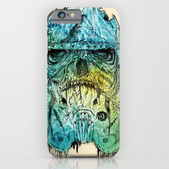 Storm Zombie iPhone & iPod Case