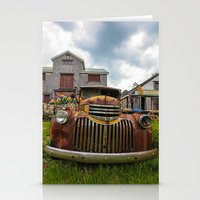 Time Gone By..... Stationery Cards