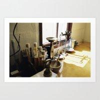 Craftwork Brewery, Oamar… Art Print