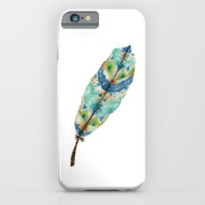 Seaside Feather iPhone 6s Slim Case