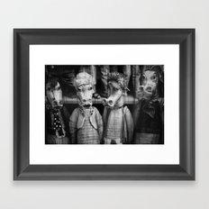 DRAGONS Framed Art Print