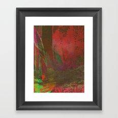 Lost in the Jungle - Yossi Ghinsberg Framed Art Print