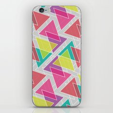 Let's Celebrate The Triangle iPhone & iPod Skin