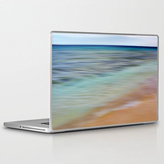 See the sea Laptop & iPad Skin