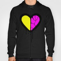 Broken Heart Hoody