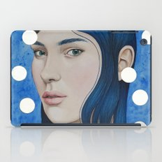 Bulles d'or iPad Case